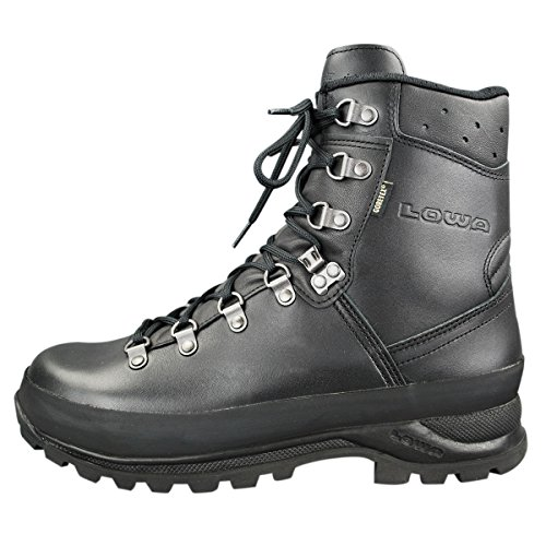 Bottes US 13 48 UK Noir 14 FR 5 Gore Tex Mountain Lowa FF6aA