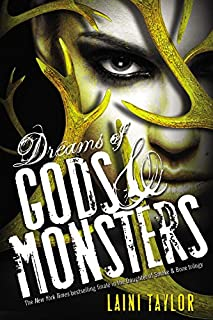 Book Cover: Dreams of gods & monsters