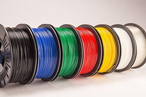 Filamento 100% Pla para impresora 3d 1,75 mm 1 kg Tutti Colori ...