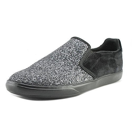 Skechers Women Govulc2 US Sneakers Glint 8 Black rnrgPCdx