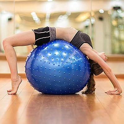 XDDQB Pelota de Yoga Pelota Suiza o Gym Ball. Bola para Pilates ...