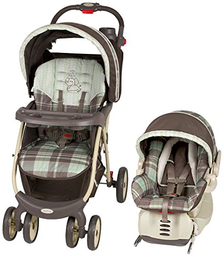 Baby Trend Envy 5 Travel System, Jungle Safari