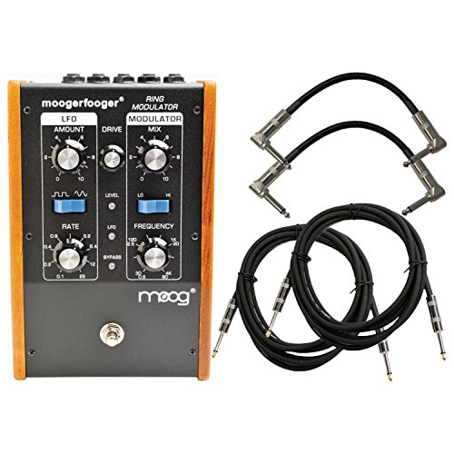 Moog MF-102 Moogerfooger Ring Modulator w/ 4 Cables ()