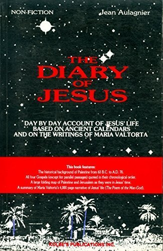 The Diary of Jesus -