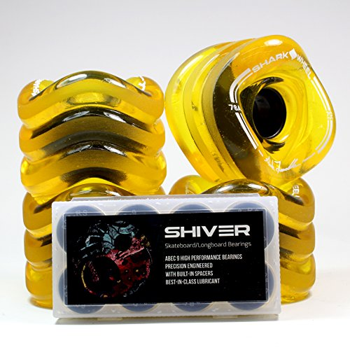 Shark Wheels Shiver Bearings savings