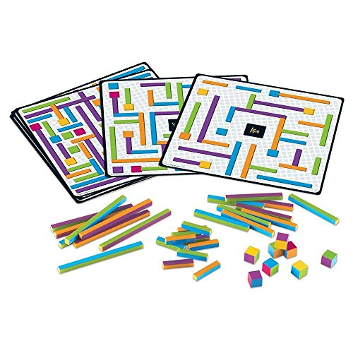 Learning Resources iTrax Critical Thinking Game, Problem Solving, 44 Pieces, Ages -