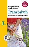 """Langenscheidt Sprachführer Französisch - Buch inklusive E-Book zum Thema """"Essen & Trinken"""": Die wichtigsten Sätze und Wörter für die Reise"""