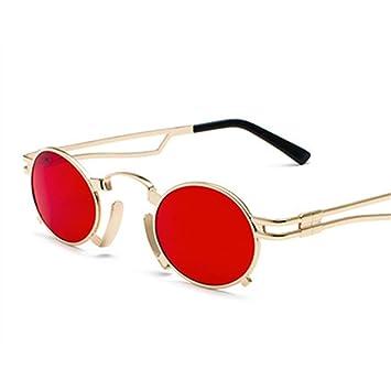 ZHOUYF Gafas de Sol Gafas De Sol Ovaladas Mujeres Vintage ...
