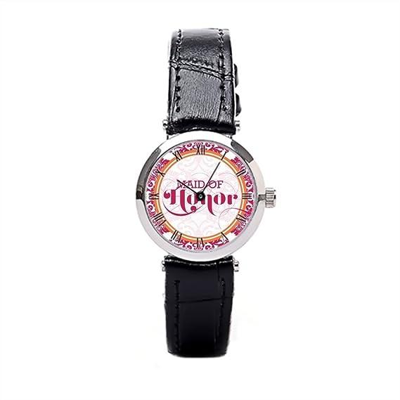 dodoband moderno vintage Filigrana Maid de Honor relojes: Amazon.es: Relojes