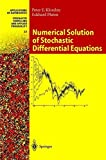 img - for Numerical Solution of Stochastic Differential Equations (Stochastic Modelling and Applied Probability) by Peter E. Kloeden (1992-08-31) book / textbook / text book