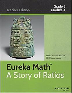 Amazon com: Eureka Math, A Story of Ratios: Grade 6, Module 6