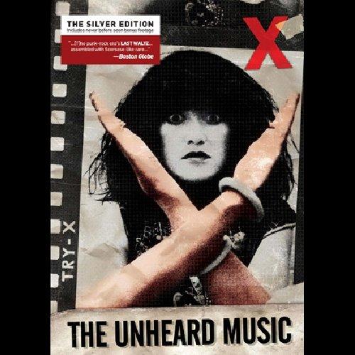 DVD : Exene Cervenka - X: The Unheard Music (DVD)