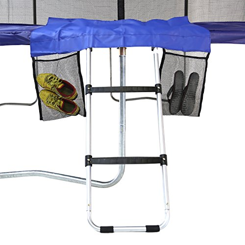 Skywalker Trampolines Wide Step Ladder Accessory Kit Blue