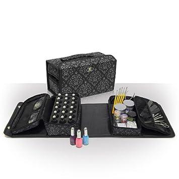 Amazon.com: Negro maquillaje y belleza, diseño ...