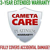Cameta Care Platinum 3 Year ADH Digital Camera Warranty (Under $2,000)