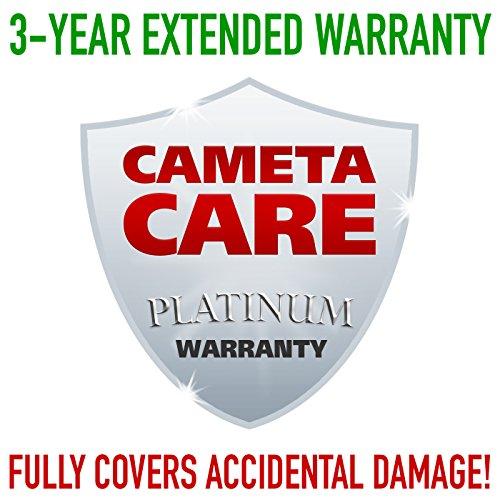 Cameta Care Platinum 3 Year ADH Digital Camera Warranty (Under $250)