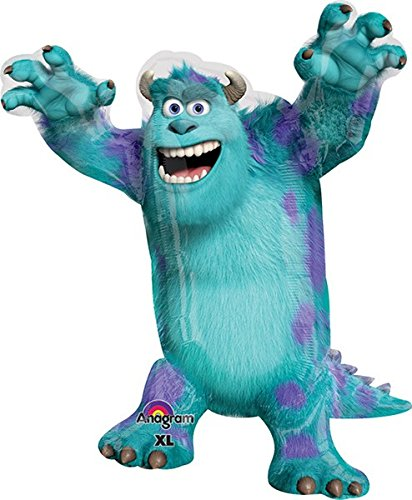 (LuftBalloons 33 Inch Monsters University Sulley)