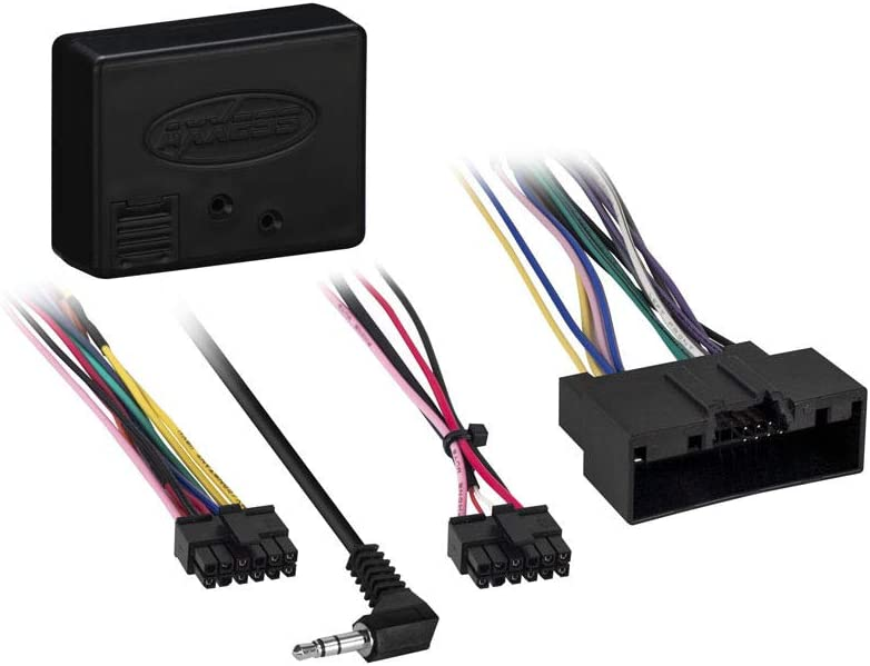 Scosche FD6215B 2015-Up Ford Focus ISO Double DIN with Pocket Kit