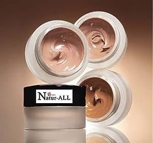 04 Tan Skin Tones - ORGANIC & VEGAN Cream Liquid Natural FOUNDATION Bare NATUR-ALL Minerals