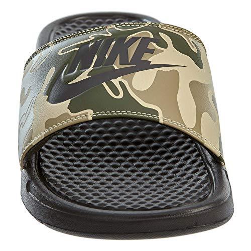 Scarpe velvet Basse Benassi Brown Ginnastica Brown Da velvet 001 Nike Print Jdi Multicolore Uomo qgtwUqPY