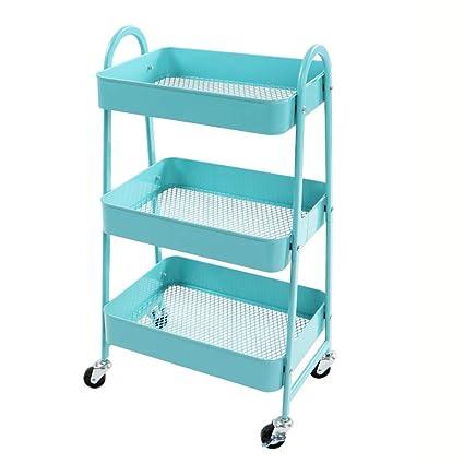 Carro De Vino - Estante De Cocina MóVil IKEA con EstanteríA De Almacenamiento En El Dormitorio
