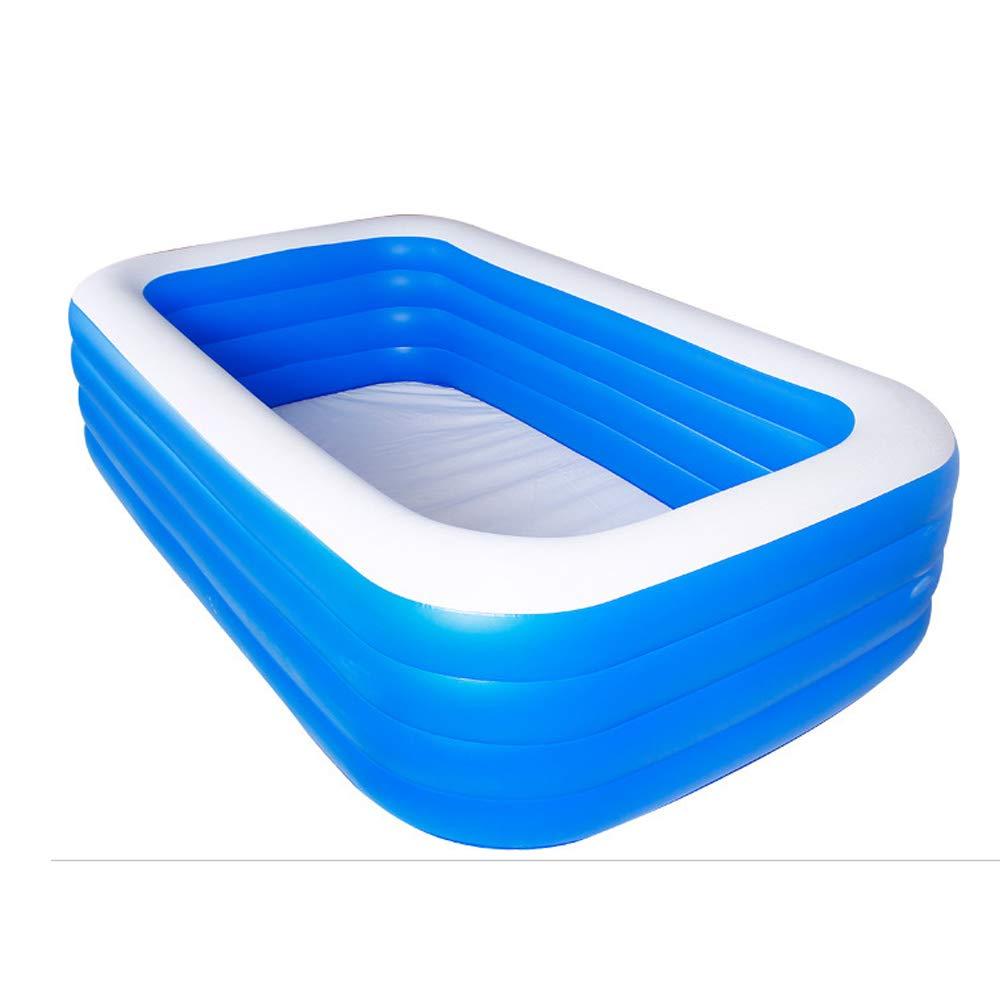 BeautisunGiant piscina familiar a prueba de fugas, piscina ...