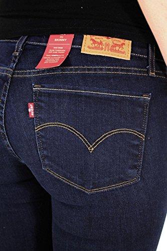 Lone Blue Skinny Wolf 711 Pantalon Levis Vaquero qIB011