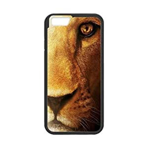 iPhone 6 Case, [animal-Lion] iPhone 6 (4.7) Case Custom Durable Case Cover for iPhone6 TPU case(Laser Technology) by mcsharks