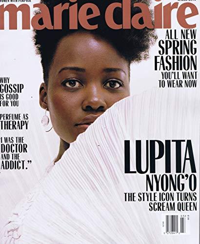 Marie Claire 最新号 表紙画像