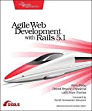 img - for Agile Web Development with Rails 5.1 book / textbook / text book
