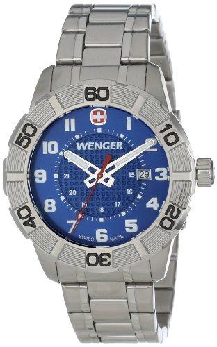 Wenger Mens Dress Watch - 4