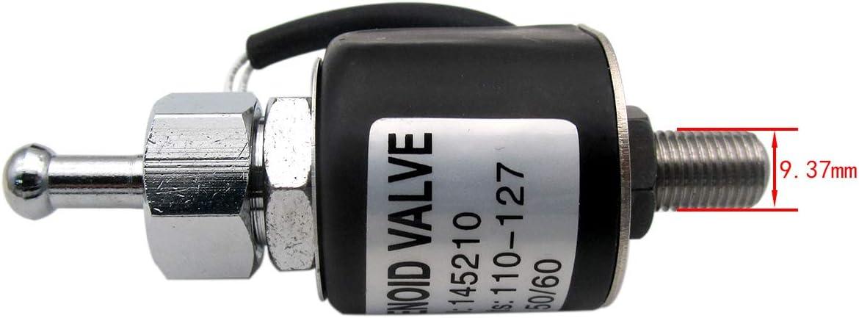 220V Solenoid Valve Fit For Silver Star ES-300 Gravity Feed Electric Steam Irons 110V 1PCS 110V CKPSMS brand