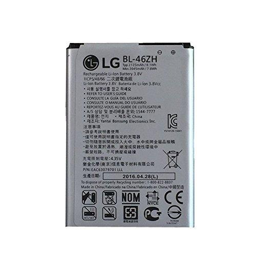 Bateria Celular BL 46ZH Aierly 2125mAh BL 46ZH Packs para LG Leon Tribute 2 K7 LS675 D213 H340 L33 X210 Bateria Celular