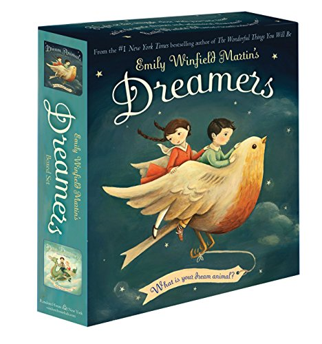 (Emily Winfield Martin's Dreamers Board Boxed Set)
