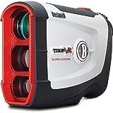 Bushnell Tour V4 JOLT Slope Edition Golf Laser Rangefinder, White