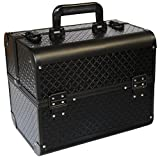 Magic Performer Case Triple-deck Magic Props Storage Box