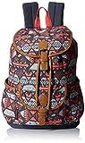 Best Girls Backpacks - Trailmaker Big Girls Allover Print Drawstring Backpack, Coral Review