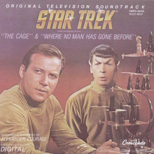 Star Trek: Volume 1 - The Cage...