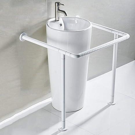 GWFVA Barandas de baño/Barandas de Agarre de pie de Acero ...