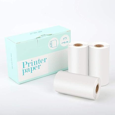 Amazon.com: Phomemo - Papel térmico para impresora móvil ...