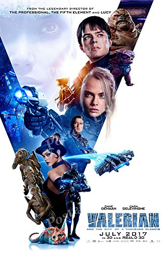 Posters USA - Valerian and the City of a Thousand Planets GL