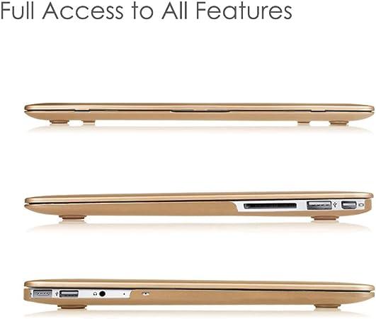 Fintie Funda para MacBook Air 13 - Súper Delgada Carcasa ...