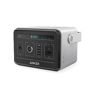 Amazon.com: Anker PowerHouse, Compact 400Wh / 120000mAh Portable ...