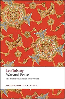 Image result for war and peace oxford world's classics