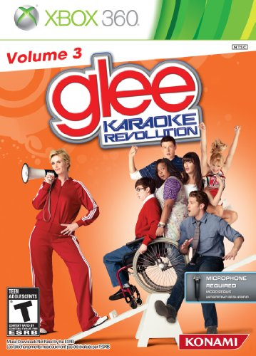 Karaoke Revolution Glee: Volume 3 - Xbox - Coach Outlet Online Buy