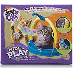 Hartz Just For Cats Hide 'n Play Activity Center