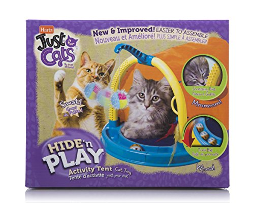 (Hartz Just For Cats Hide 'n Play Activity)