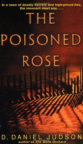 book cover of The Poisoned Rose