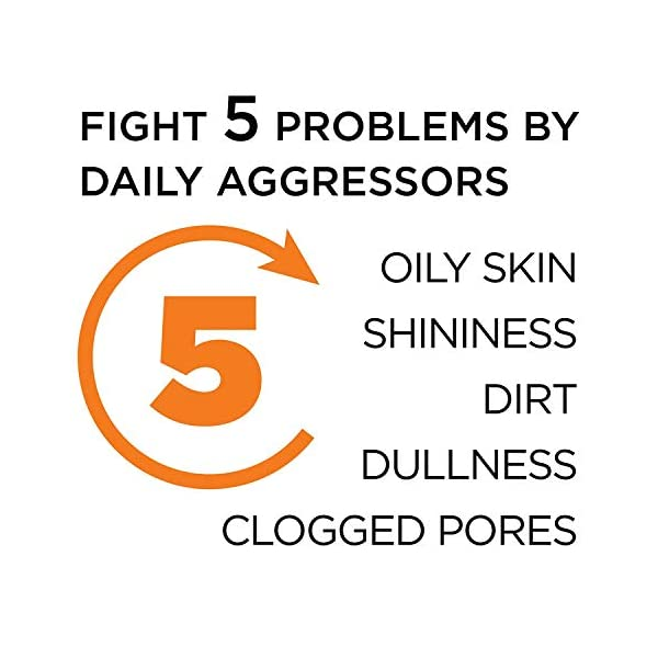 Mens Face Wash, Beard and Skincare for Men, L'Oreal Paris Skincare Men Expert Hydra Energetic Facial Cleanser with…
