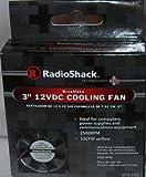 RadioShack 12VDC Brushless Fan
